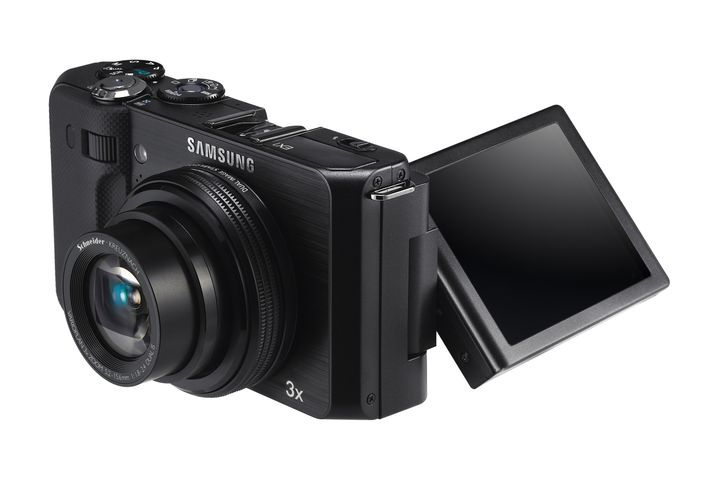 Samsung EX1: Lichtstarkes Objektiv für 549 Euro