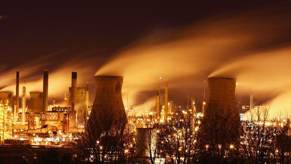 Ölraffinerie in Schottland: Forscher warnen vor dramatischen Folgen des Klimawandels