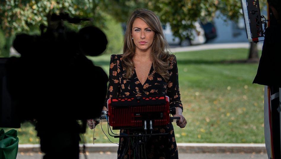 Alyssa Farah: Nach dreieinhalb Jahren verlasse sie das Weiße Haus, teilte die Kommunikationschefin mit