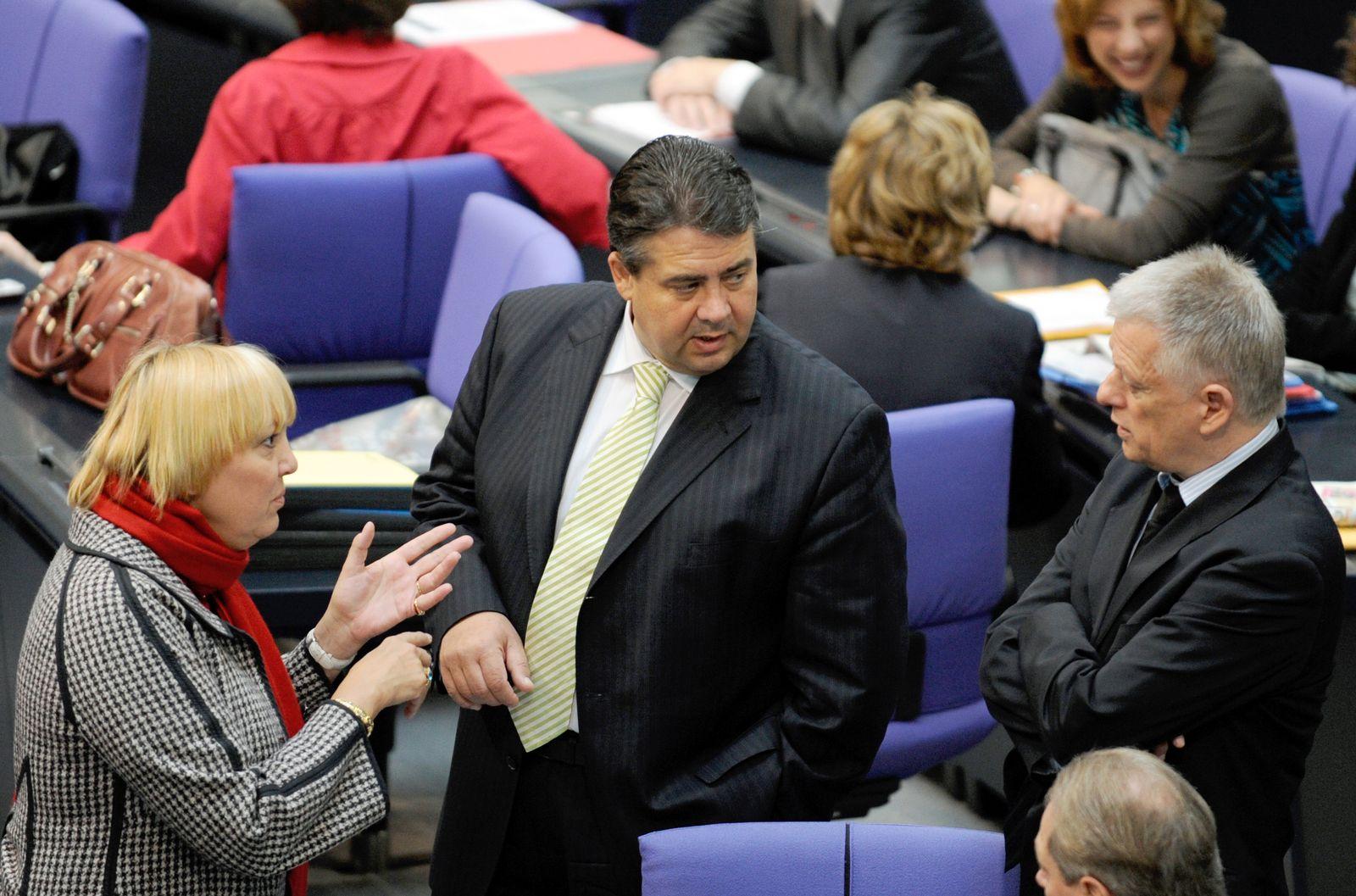 Bundestag / Euro-Rettungspaket
