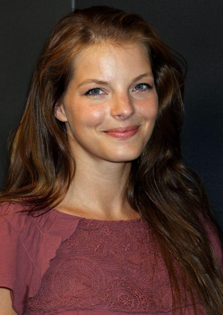 Yvonne Catterfeld, Sängerin und Schauspielerin