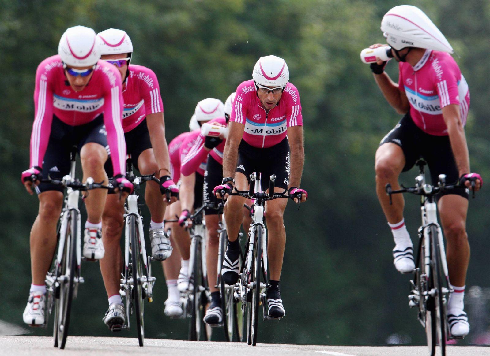 NICHT VERWENDEN Telekom steigt aus Radsport aus
