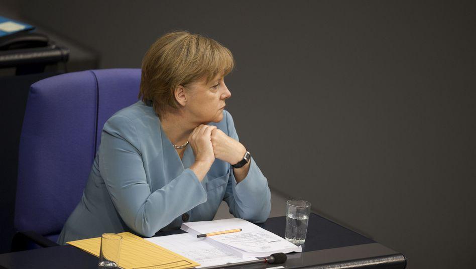 Kanzlerin Merkel: Kurswechsel folgt auf Kurswechsel