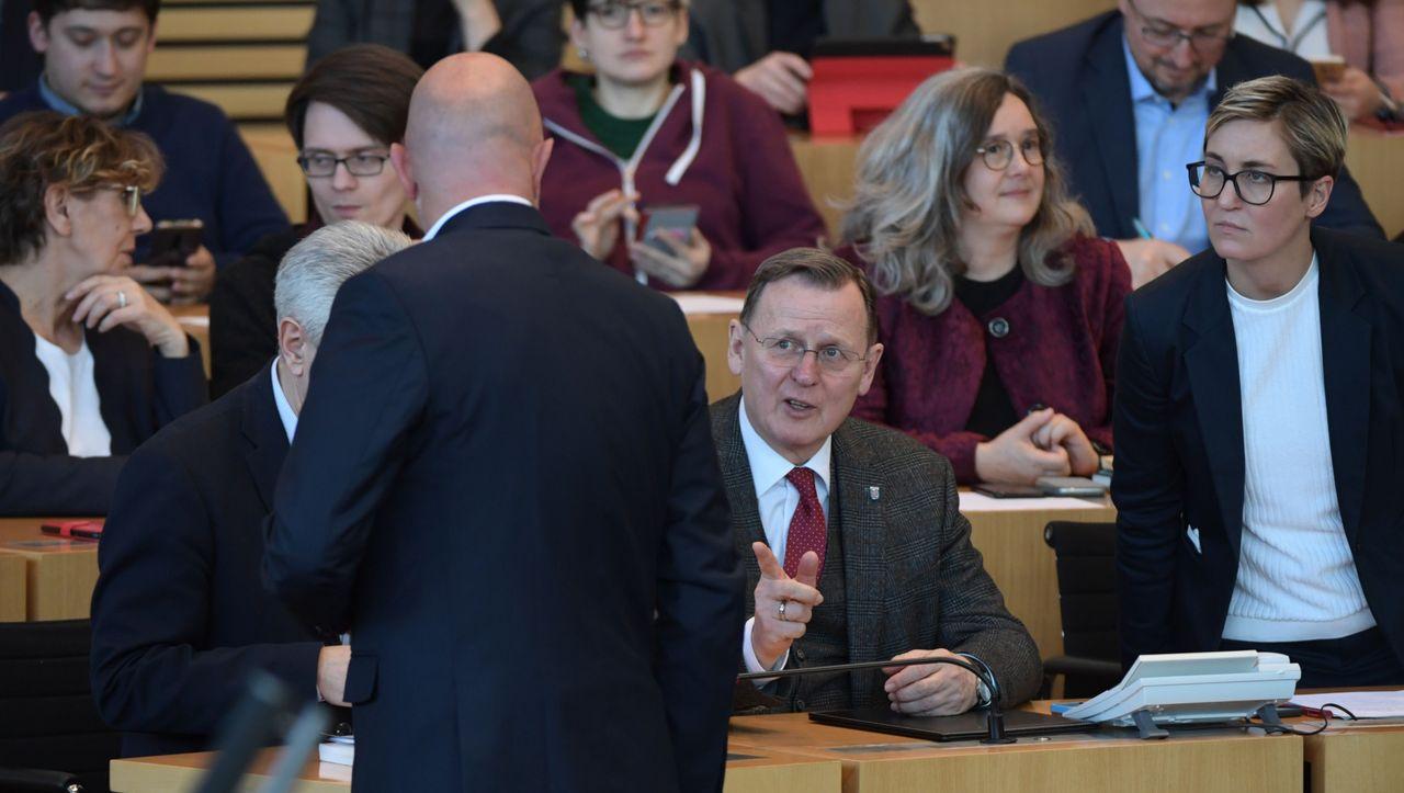 Thüringen: Thomas Kemmerich - vier Szenarien nach seiner Ankündigung