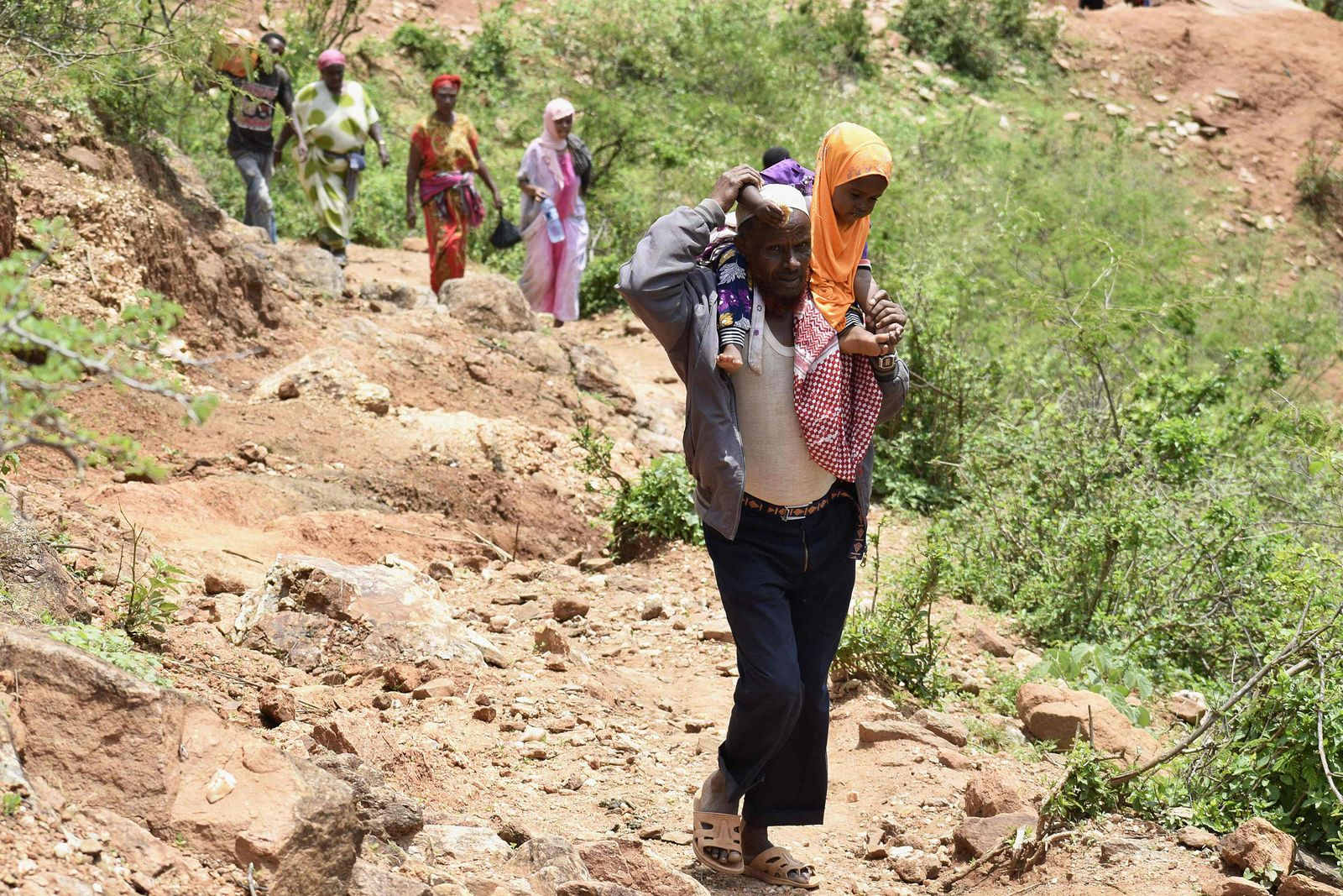 KENYA-ETHIOPIA-UNREST-REFUGEES