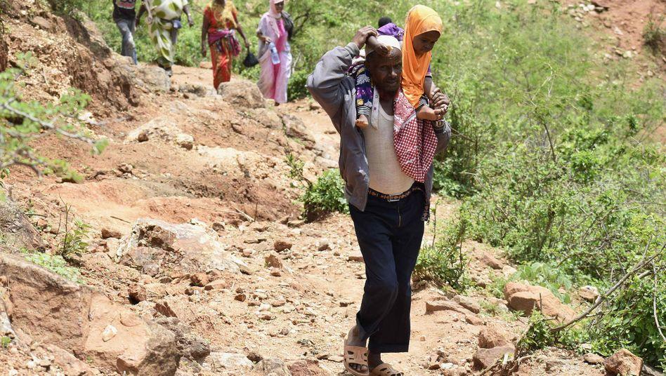 Flüchtlinge in Kenia (Archiv)