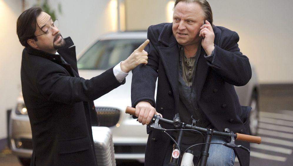 """Quotenwunder Münster-""""Tatort"""": Mord und gute Manieren"""