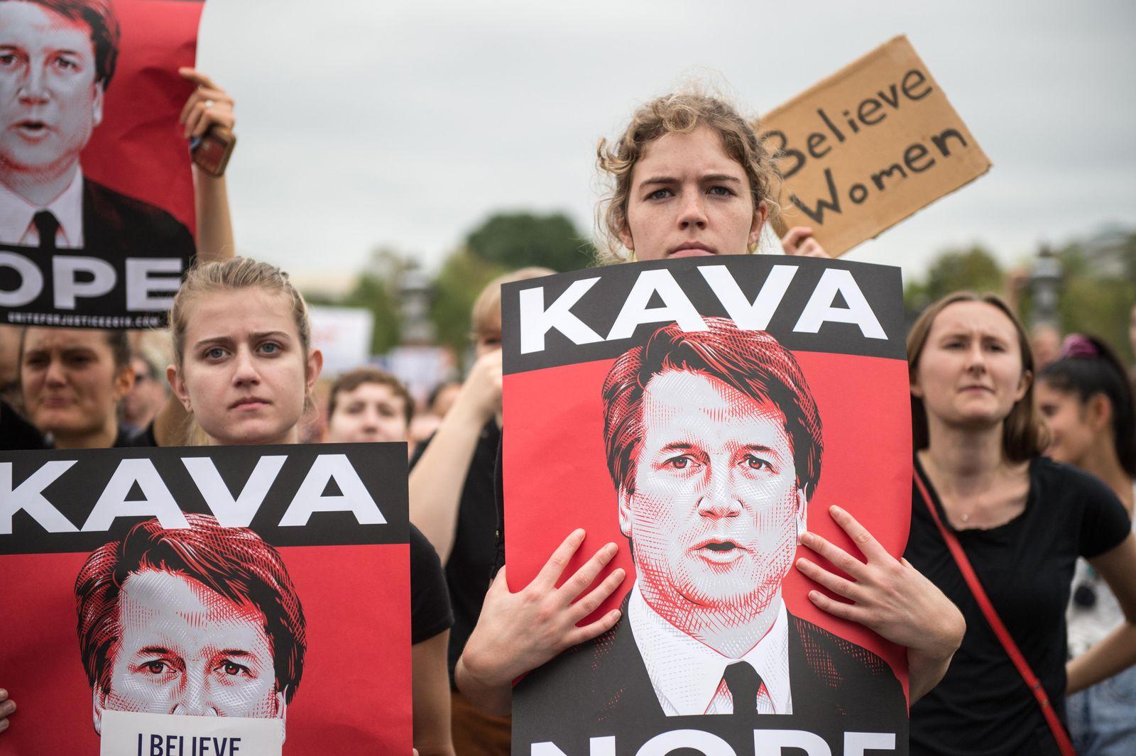 Frauen Protest / Kavanaugh