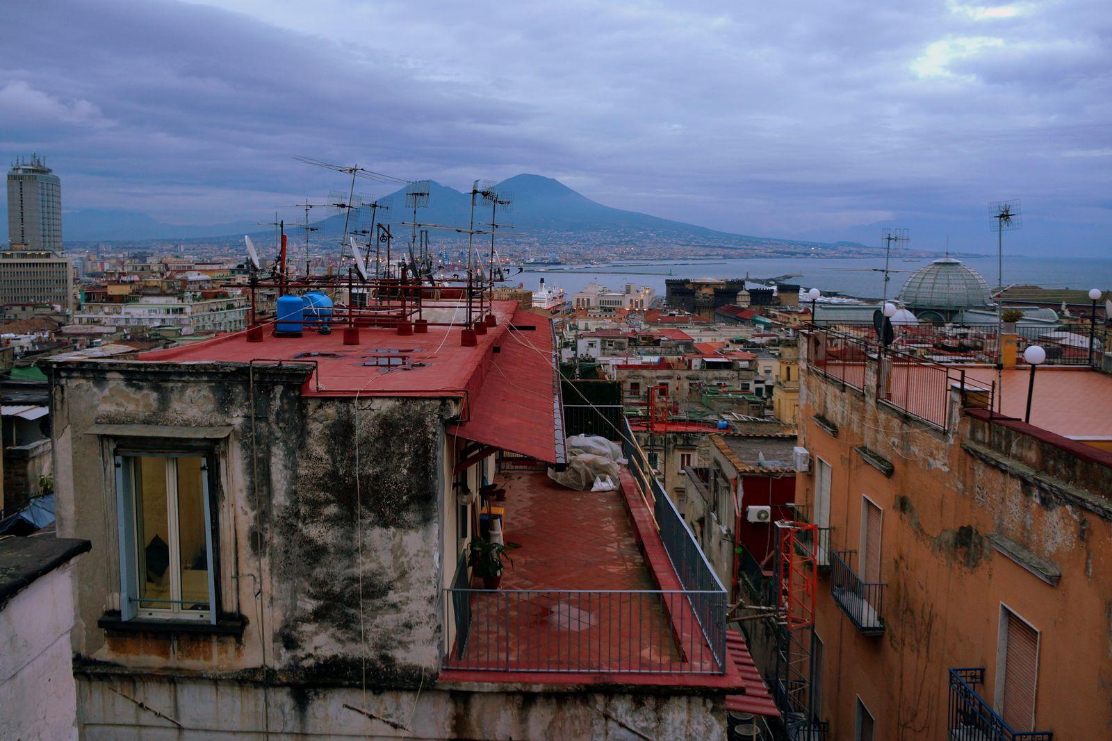 NICHT MEHR VERWENDEN! - Neapel Armut Mafia Italien