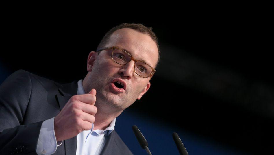 CDU-Politiker Jens Spahn