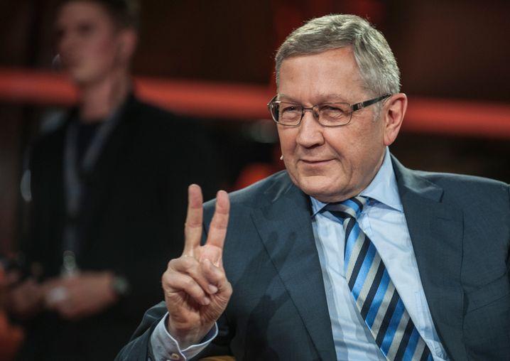 EFSF-Chef Regling: Abwarten, was die Politik macht