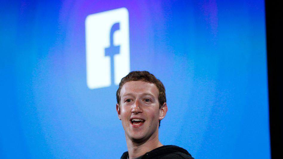 """Facebook-Gründer Zuckerberg: """"Schaden für unser aller Zukunft"""""""