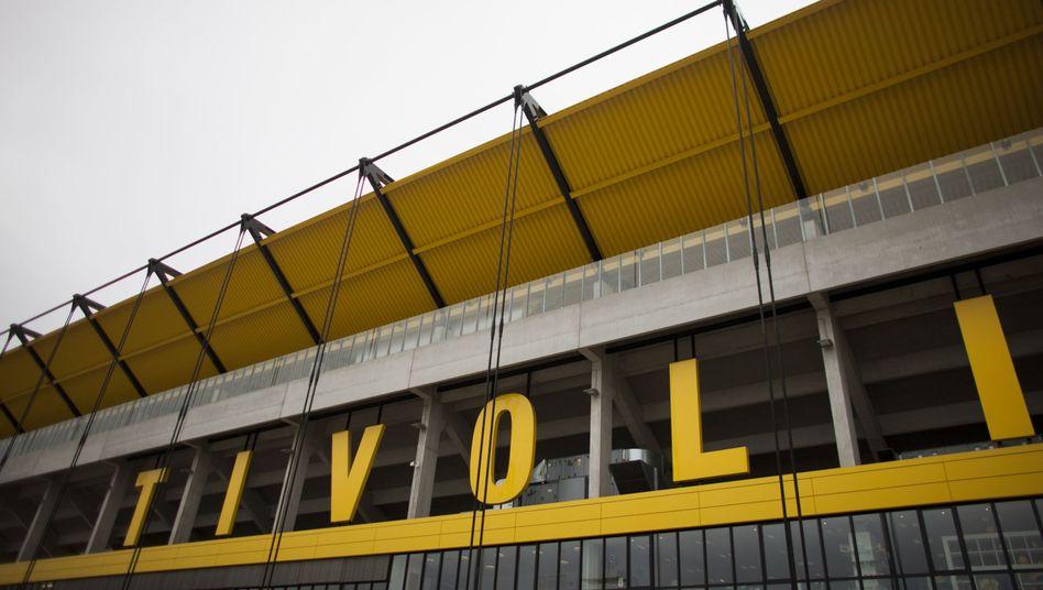 Aachener Tivoli: Nächste Saison Regionalliga