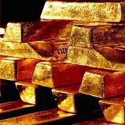 Sturzflug: Der Goldpreis fiel auf den niedrigsten Stand seit September 2007