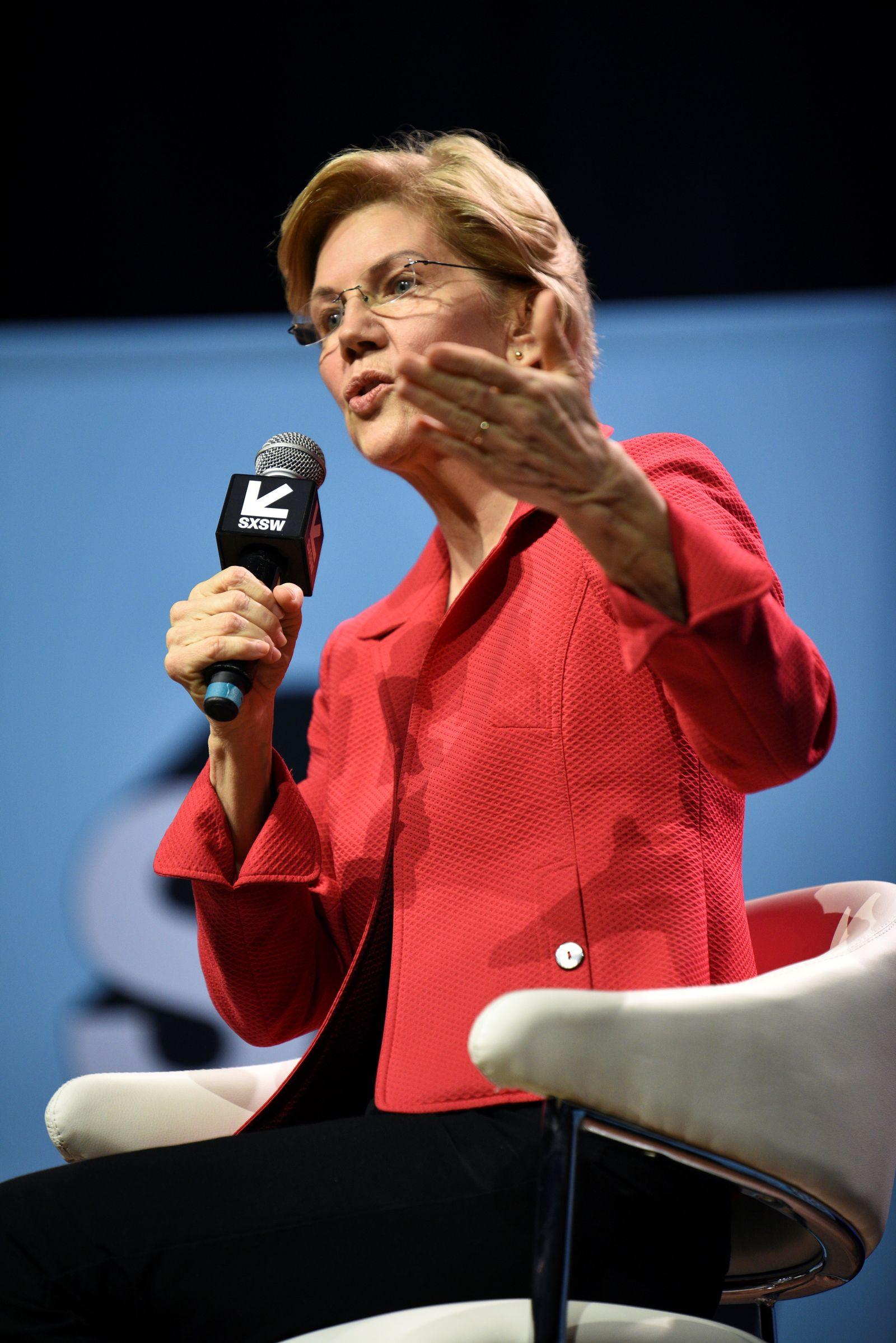 Elizabeth Warren / South by Southwest
