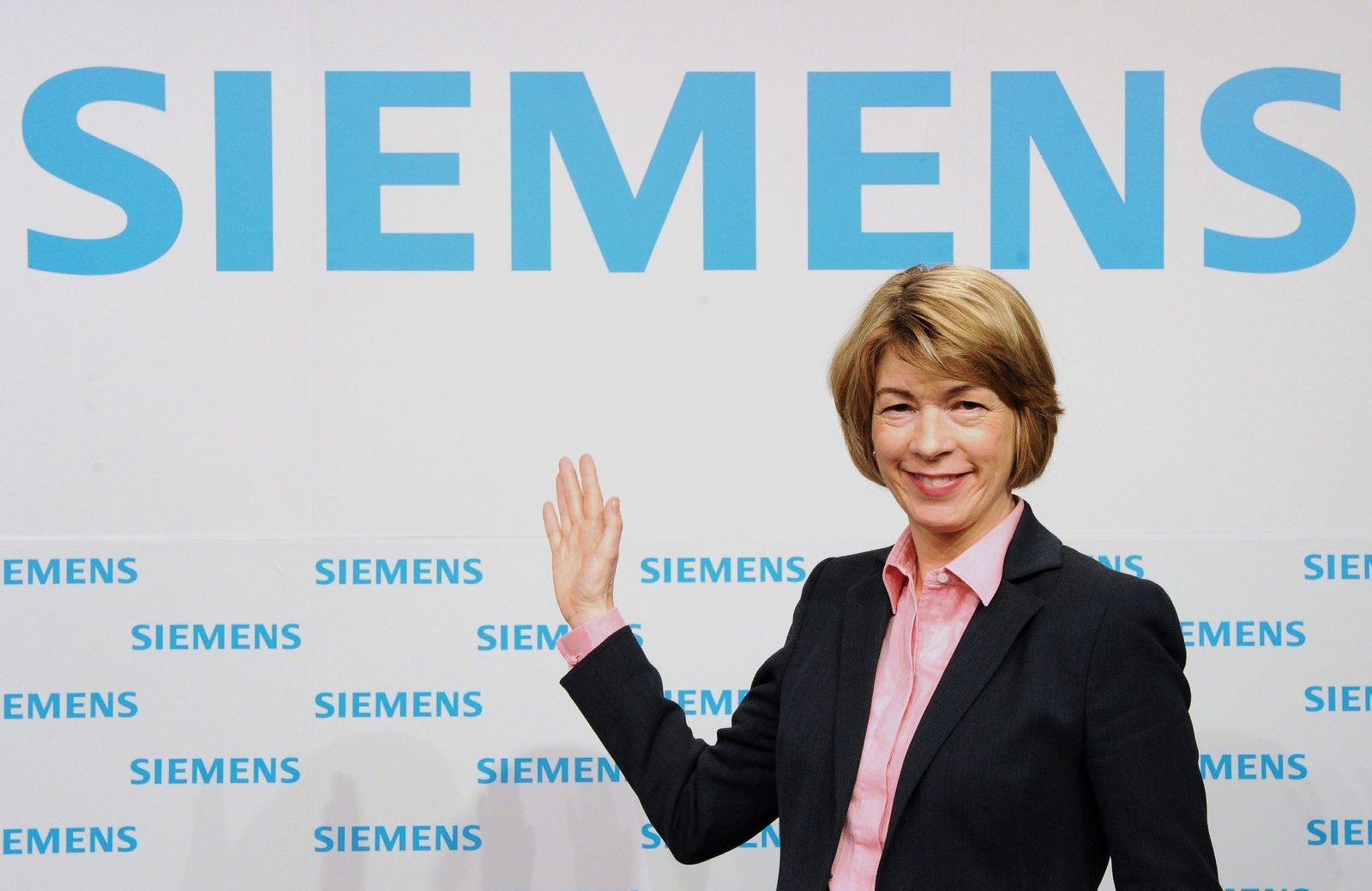NICHT VERWENDEN Barbara Kux / Siemens