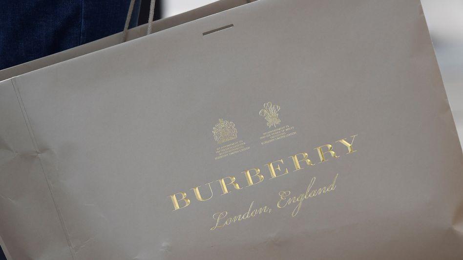 Burberry-Tasche