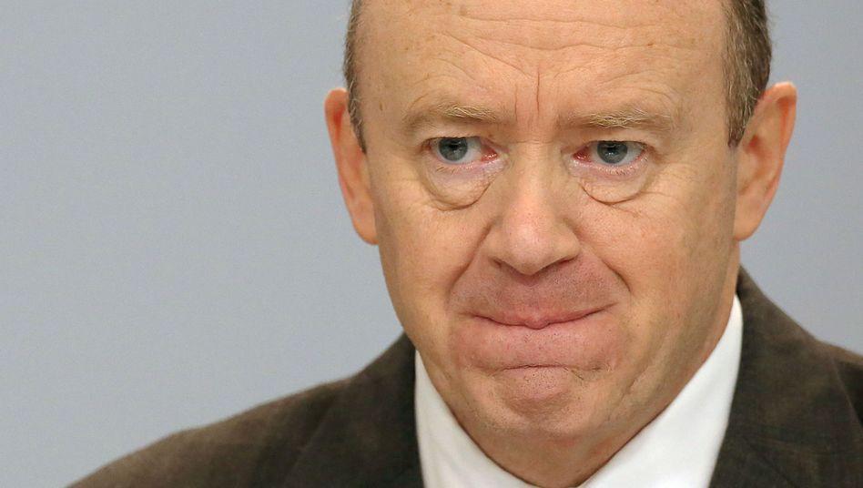 Deutsche-Bank-Chef Cryan: Eine einfachere, effizientere Deutsche Bank