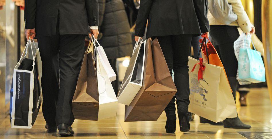 Konsumenten in München