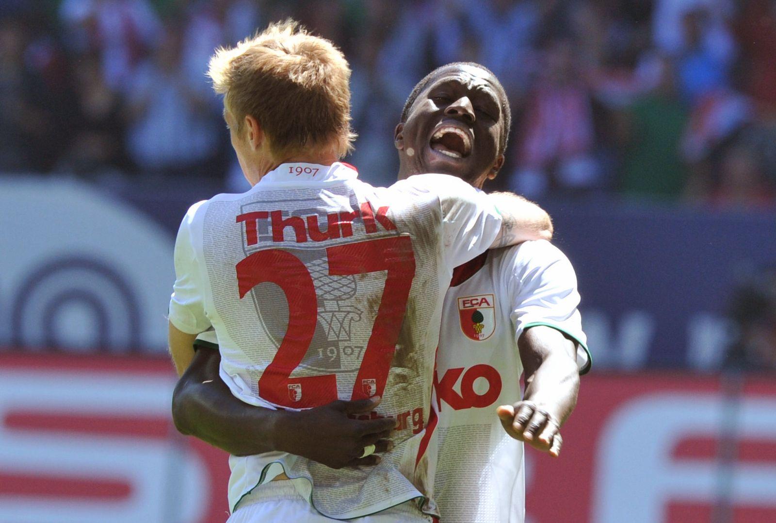 FC Augsburg - FSV Frankfurt