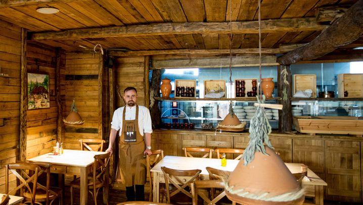 Slow-Food-Star Bledar Kola: Vom Tellerwäscher zum Spitzenkoch