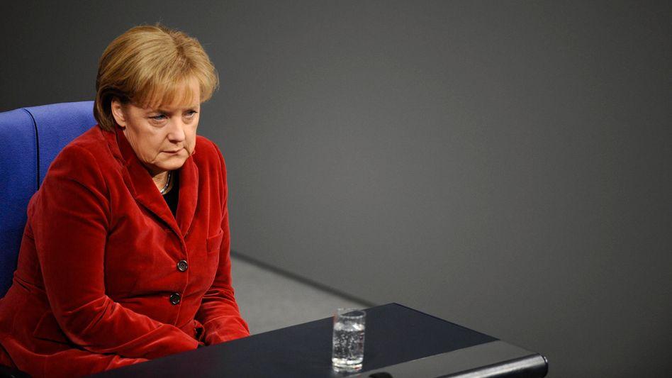 Kanzlerin Merkel: Opposition will vor der Afghanistan-Konferenz Druck machen