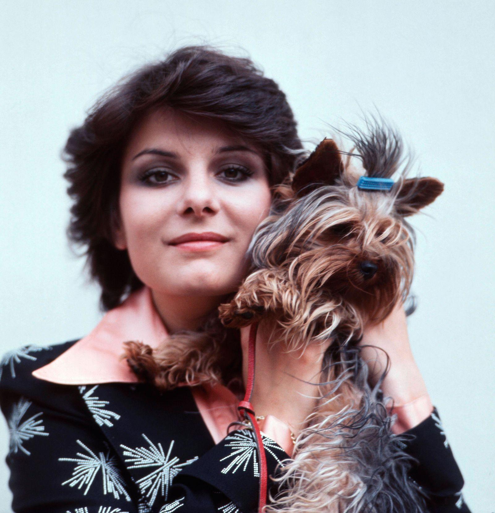 Marianne Rosenberg Die deutsche Pop und Schlager Sängerin und Songwriterin Marianne Rosenberg wird