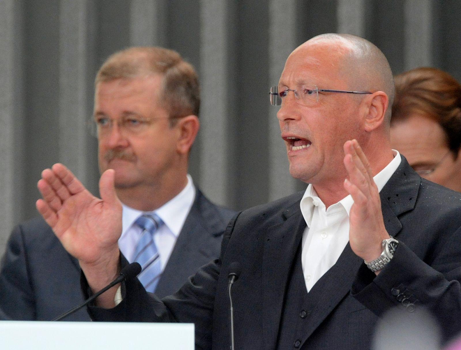 Betriebsversammlung Porsche Uwe Hück