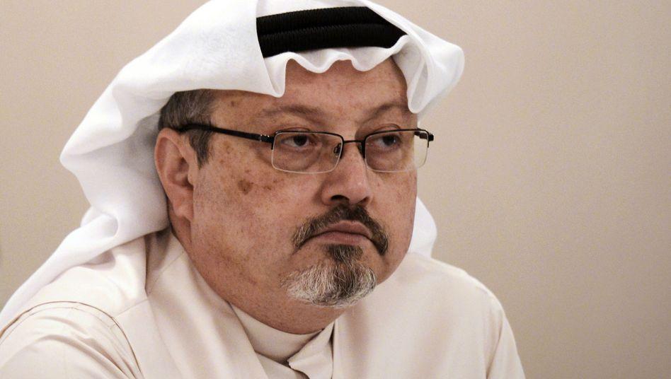 Mordopfer Jamal Khashoggi