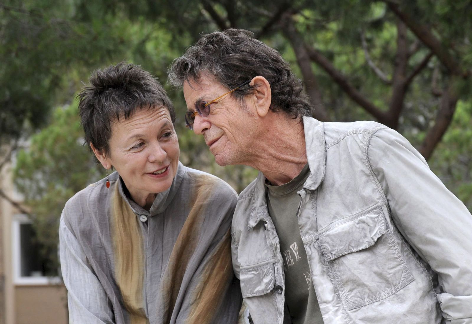 Laurie Anderson/ Lou Reed