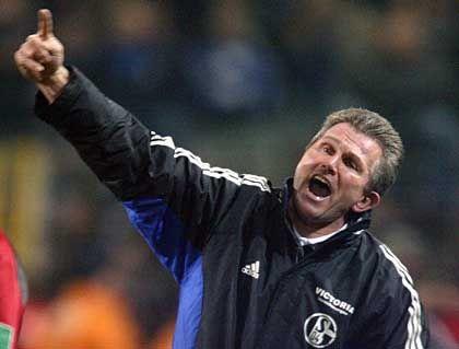 """Schalke-Coach Heynckes: """"Erst nach und nach realisiert, dass vielleicht mehr drin ist"""""""