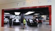 Tesla umgarnt die neuen Nachbarn
