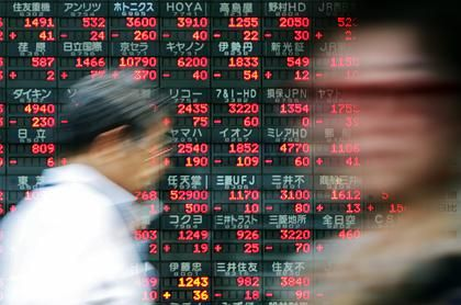 Aktienkurse in Tokio: Positive Vorgaben aus Asien