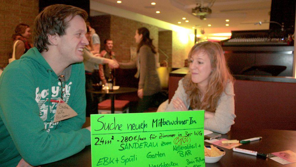 Studenten-WGs: Per Speed-Dating zum Mitbewohner