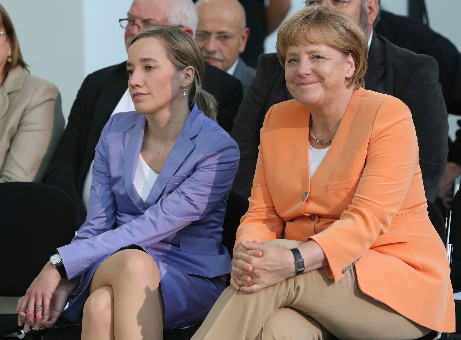 Merkel Schröder