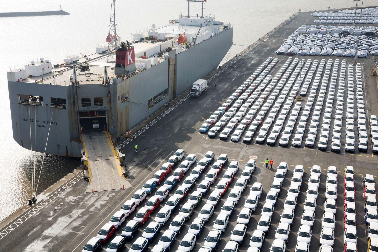 Auto-Export / Emden