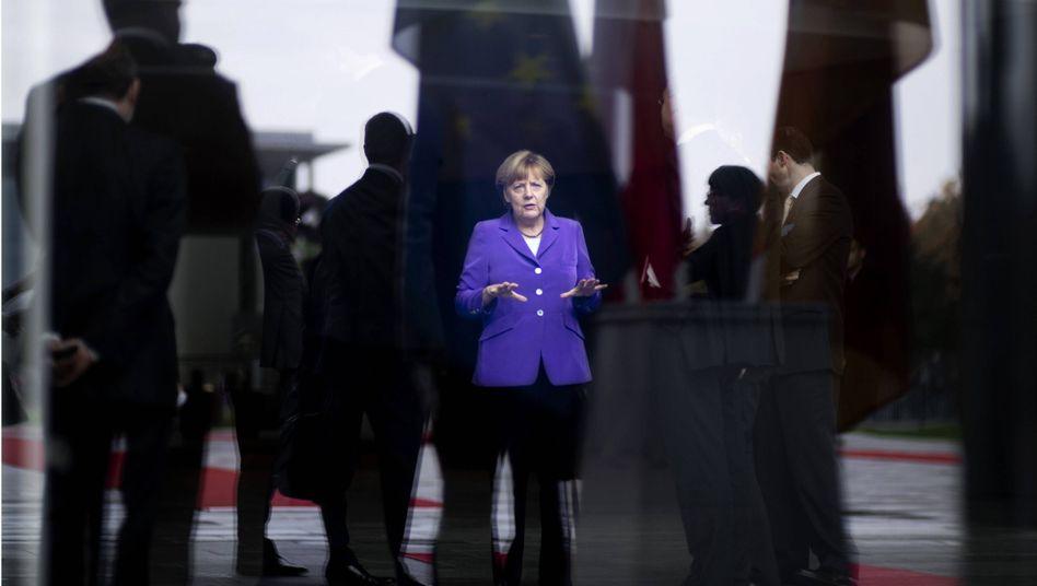 Kanzlerin Merkel: Berlin ist Klassenprimus