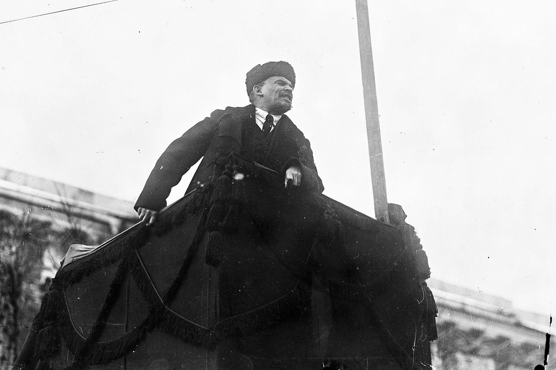 Russia Revolution Photos