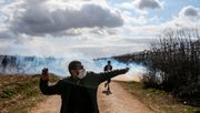 Griechenland verteidigt Härte gegen Migranten