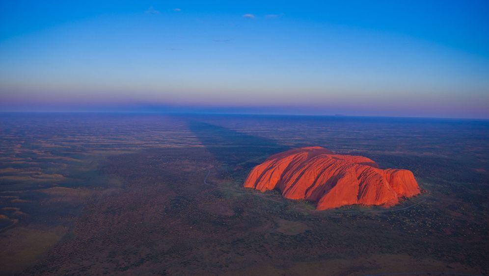 """Kletterverbot am Uluru: """"Ein Grund zum Feiern"""""""