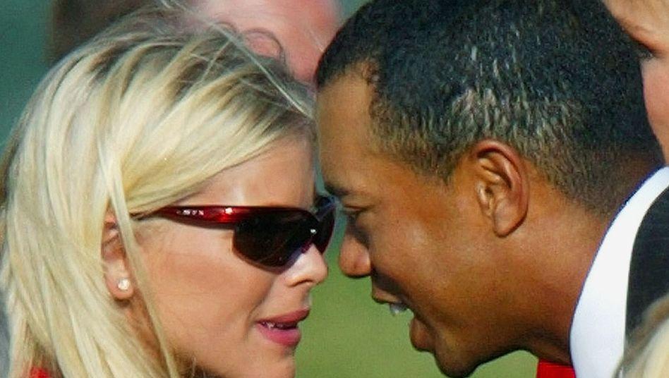 Tiger Woods und Ehefrau Elin Nordegren: Ihre Eifersucht ist nicht grenzenlos