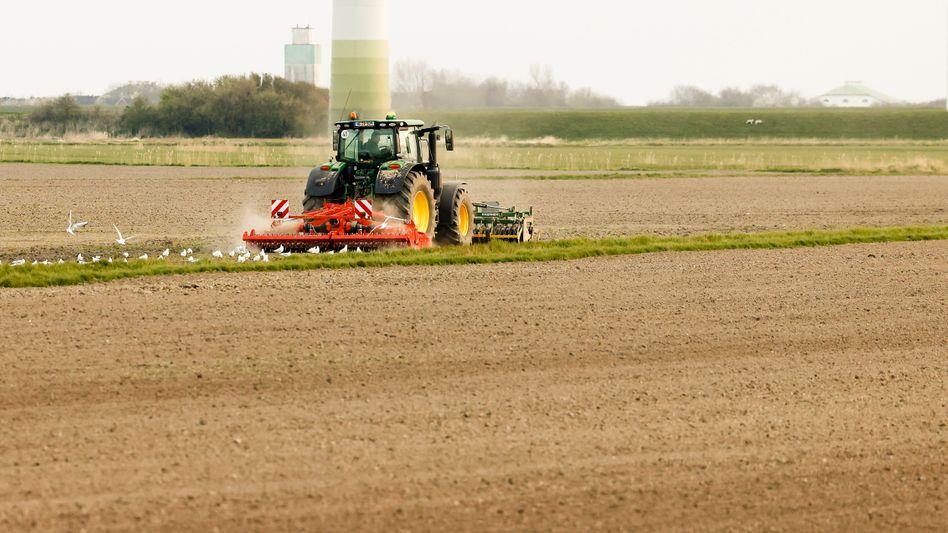 Die EU-Unterhändler haben eine Einigung über die Agrarreform erzielt