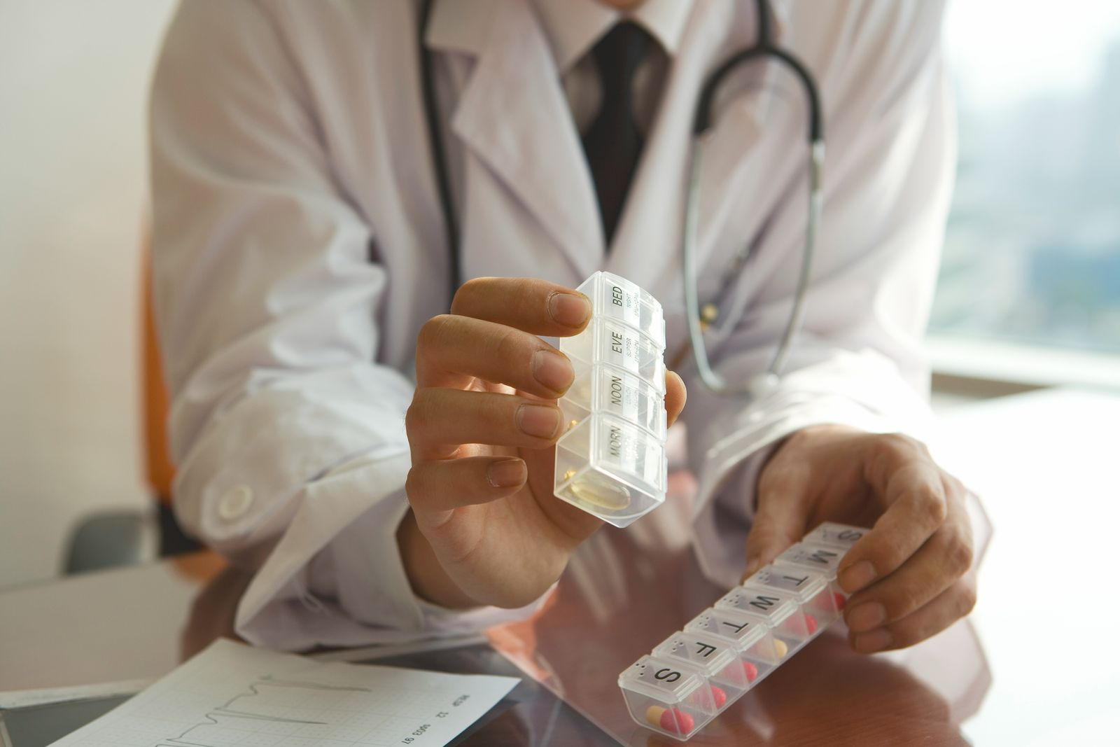 EINMALIGE VERWENDUNG Arzt/ Geld/ Pharmaindustrie