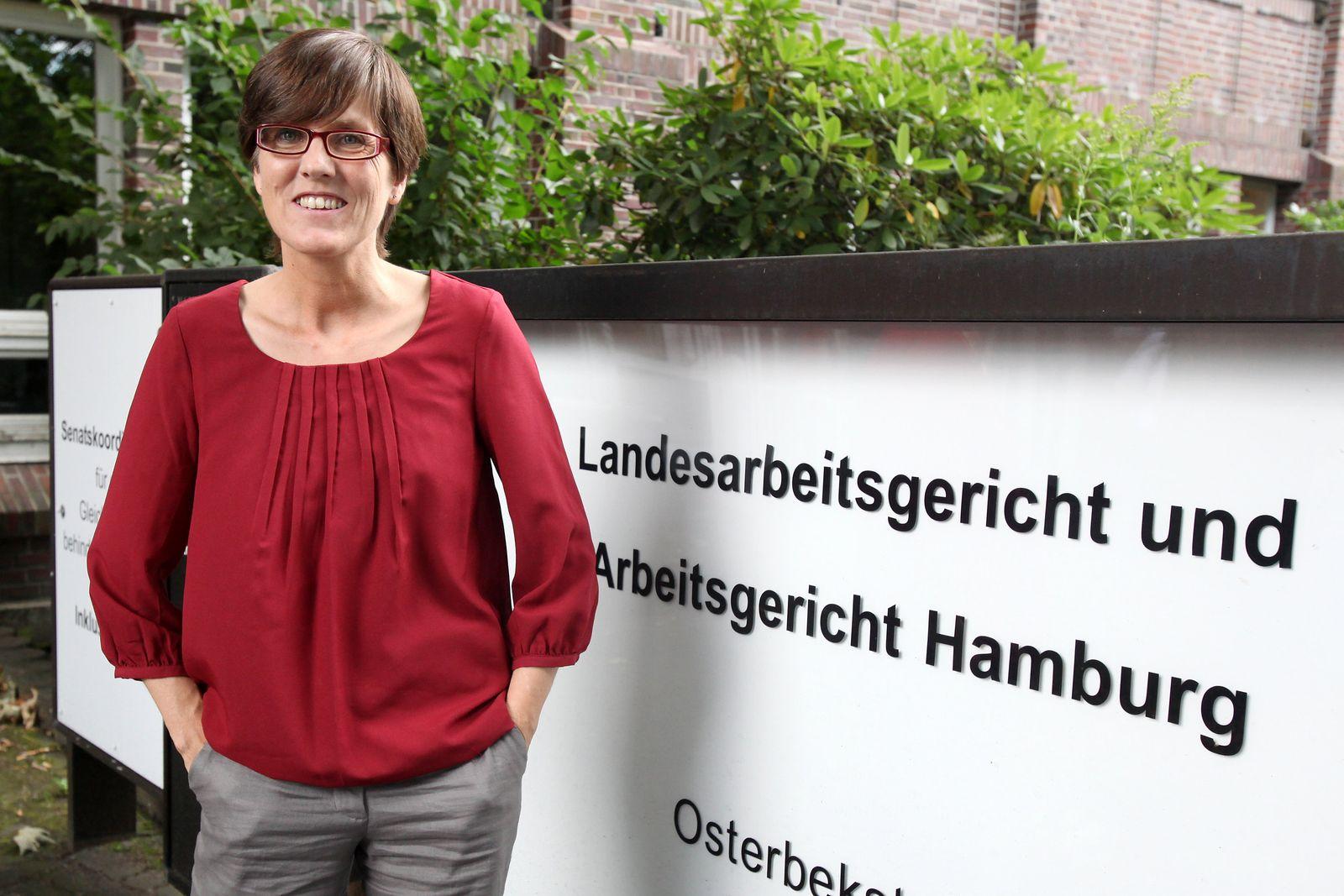 Inge Hannemann / Hauptverfahren