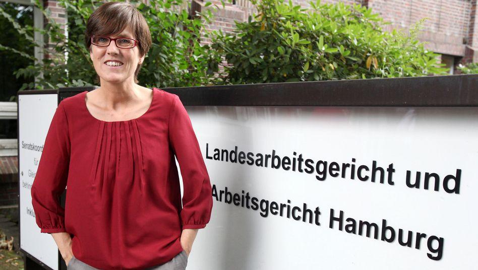 Hartz-IV-Rebellin Inge Hannemann: Keine Einigung im Gütetermin