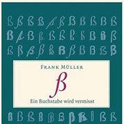 """Geplantes Cover von """"ß. Ein Buchstabe wird vermisst"""": Zusammenkopiert aus unterschiedlichen Quellen"""
