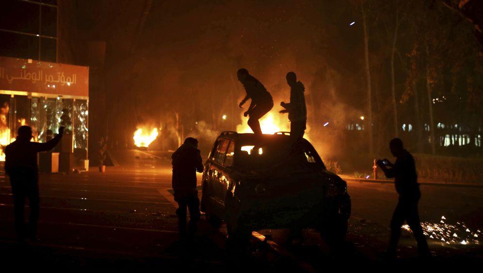 Bilder aus Libyen: Szenen eines Bürgerkriegs