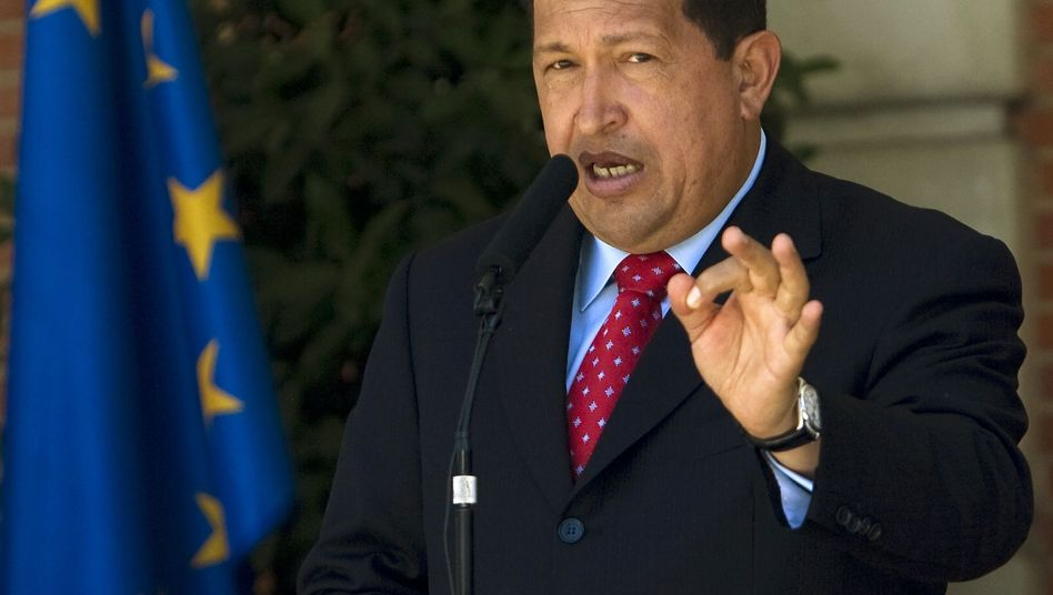 Venezuelas Präsident Chávez: Eigene Normen und Regeln für jedes Land