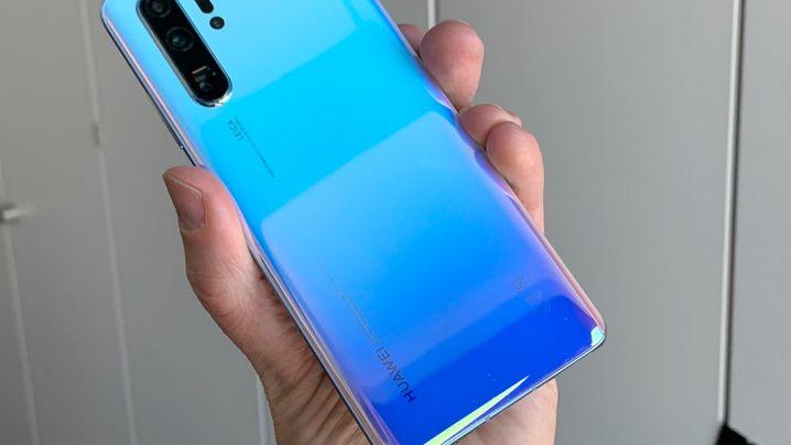 High-End-Smartphone: Das ist Huaweis P30 Pro