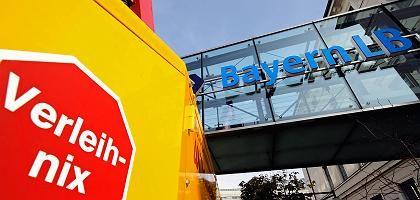 BayernLB-Zentrale in München: Landesbanken drohen gewaltige Umwälzungen